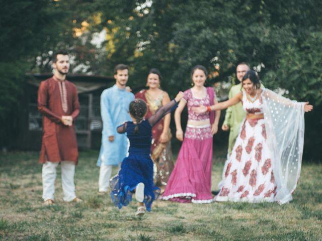 Le mariage de Antoine et Stuti à Dammarie-lès-Lys, Seine-et-Marne 22
