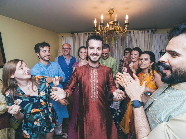 Le mariage de Antoine et Stuti à Dammarie-lès-Lys, Seine-et-Marne 36