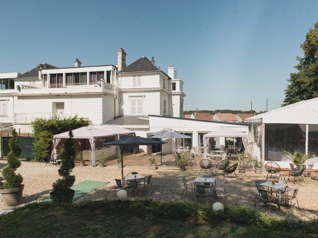 Le mariage de Antoine et Stuti à Dammarie-lès-Lys, Seine-et-Marne 45