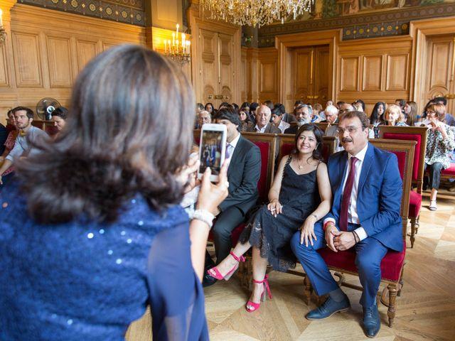 Le mariage de Antoine et Stuti à Dammarie-lès-Lys, Seine-et-Marne 2