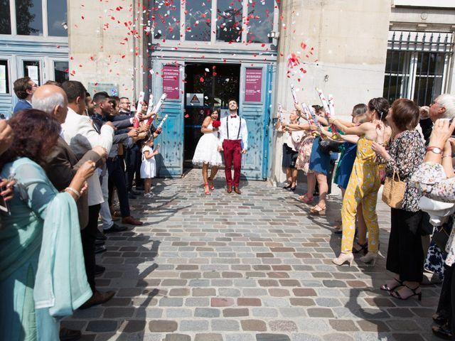 Le mariage de Antoine et Stuti à Dammarie-lès-Lys, Seine-et-Marne 6