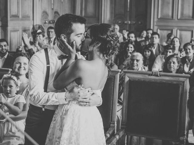 Le mariage de Stuti et Antoine