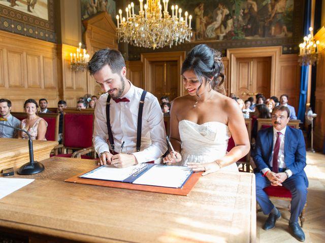 Le mariage de Antoine et Stuti à Dammarie-lès-Lys, Seine-et-Marne 4