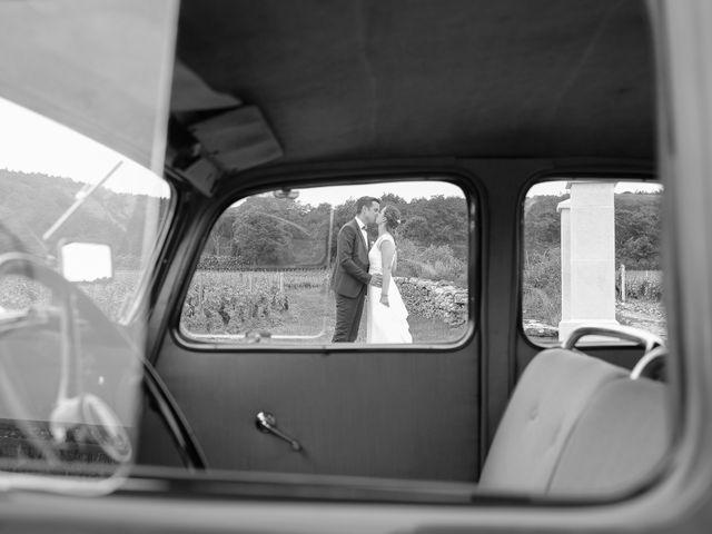 Le mariage de Emmanuel et Pauline à Gevrey-Chambertin, Côte d'Or 3