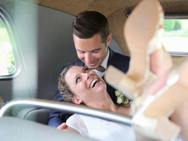 Le mariage de Emmanuel et Pauline à Gevrey-Chambertin, Côte d'Or 6