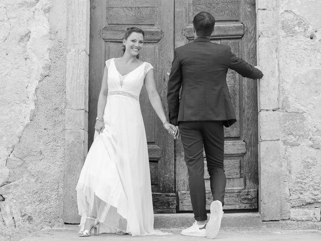 Le mariage de Emmanuel et Pauline à Gevrey-Chambertin, Côte d'Or 15