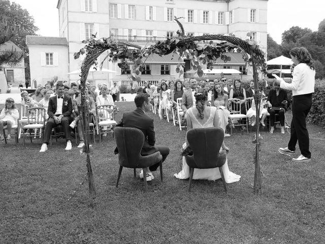 Le mariage de Emmanuel et Pauline à Gevrey-Chambertin, Côte d'Or 25
