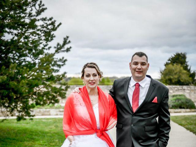 Le mariage de Sylvain et Audrey à Tercé, Vienne 33