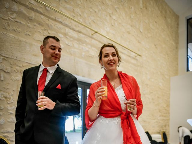 Le mariage de Sylvain et Audrey à Tercé, Vienne 34
