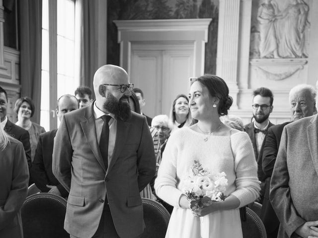 Le mariage de Sébastien et Charline à Corny, Eure 5