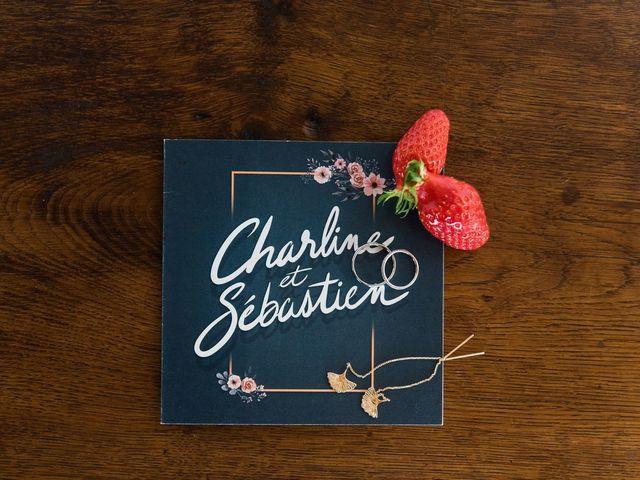 Le mariage de Sébastien et Charline à Corny, Eure 11