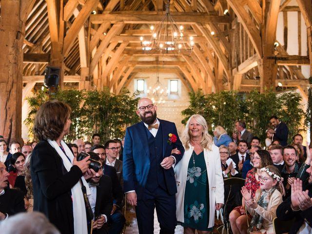 Le mariage de Sébastien et Charline à Corny, Eure 41