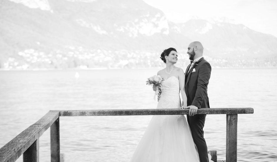Le mariage de Jimmy et Nancy à Annecy, Haute-Savoie