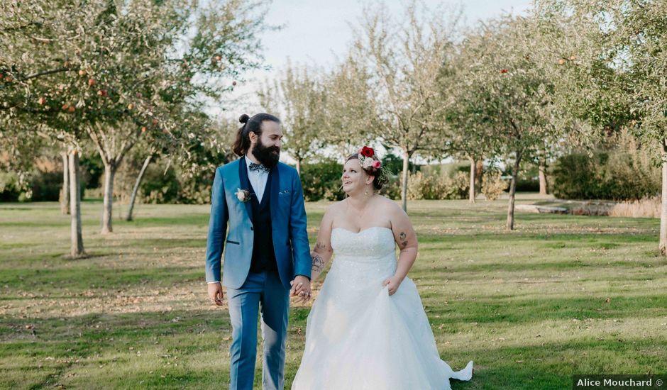 Le mariage de Jonathan et Charlotte à Saint-Étienne-du-Rouvray, Seine-Maritime
