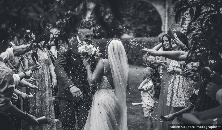 Le mariage de Logan et Marine à Port-d'Envaux, Charente Maritime