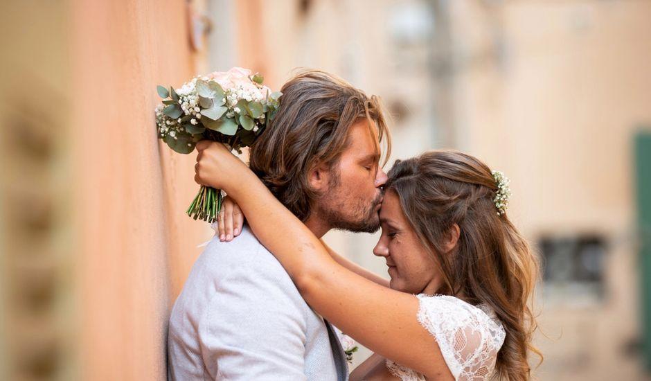 Le mariage de Yohan et Nathalie à Saint-Tropez, Var