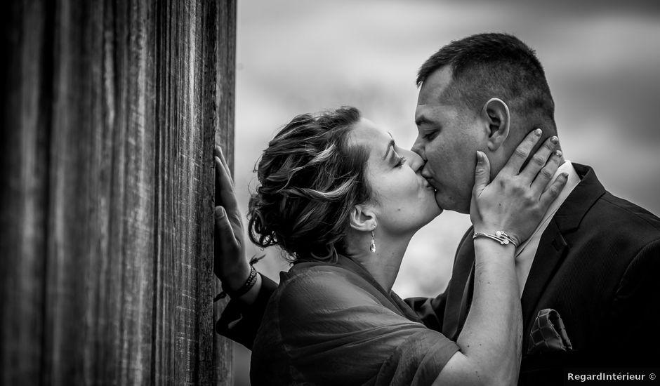 Le mariage de Sylvain et Audrey à Tercé, Vienne