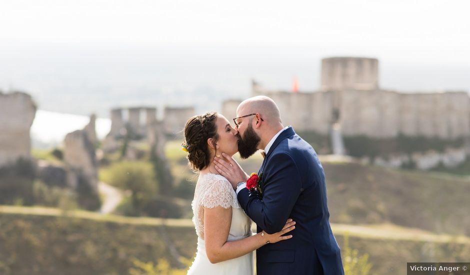 Le mariage de Sébastien et Charline à Corny, Eure