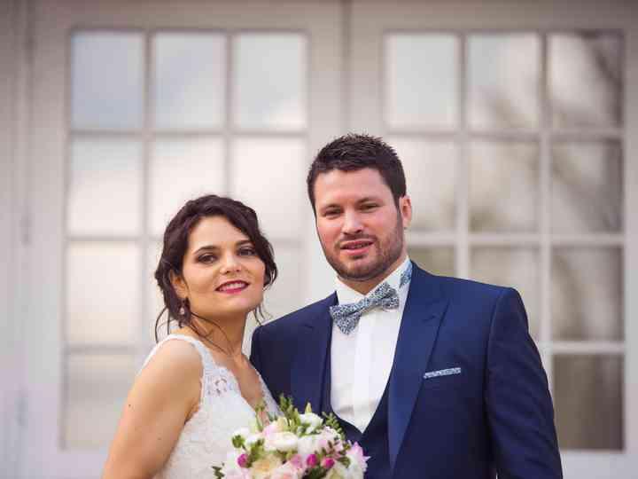 Le mariage de Marine et Aymeric