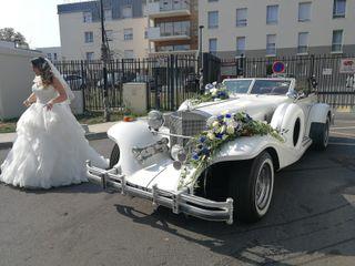 Le mariage de Mylène   et Cédrick 1