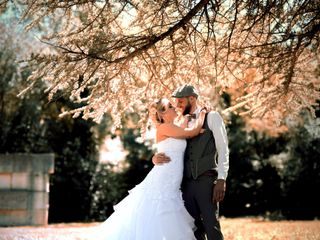 Le mariage de Ambre et Bastien