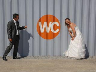 Le mariage de Virginie et Laurent 1