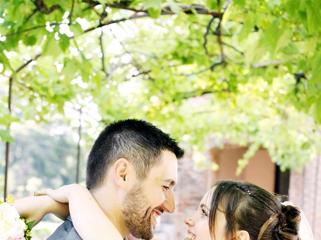 Le mariage de Nicolas et Sacha à Ronel, Tarn 1