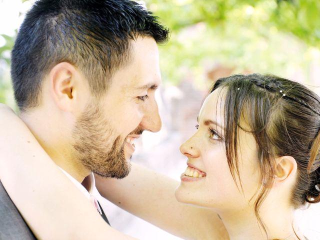 Le mariage de Sacha et Nicolas
