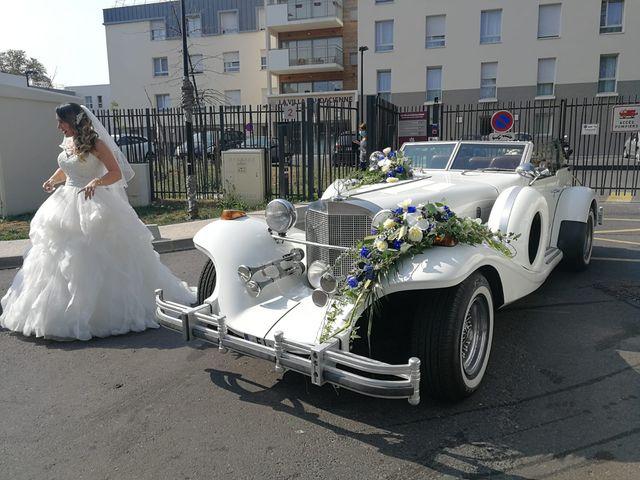 Le mariage de Cédrick et Mylène   à Pontault-Combault, Seine-et-Marne 1