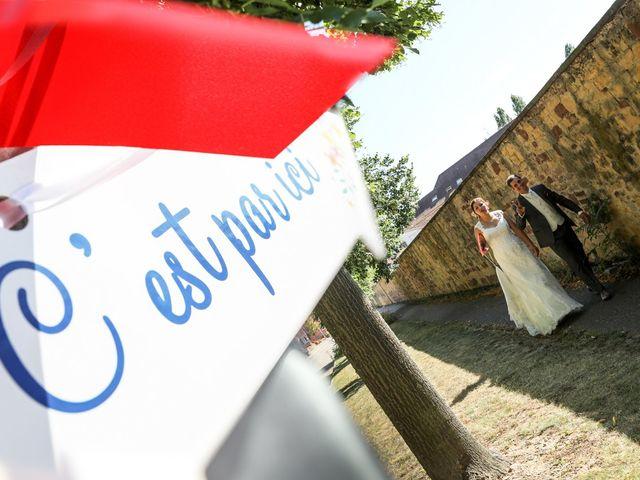 Le mariage de Vincent et Amélie à Wettolsheim, Haut Rhin 7