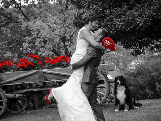 Le mariage de Vincent et Amélie à Wettolsheim, Haut Rhin 11