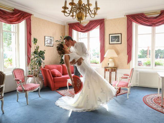 Le mariage de Vincent et Amélie à Wettolsheim, Haut Rhin 13