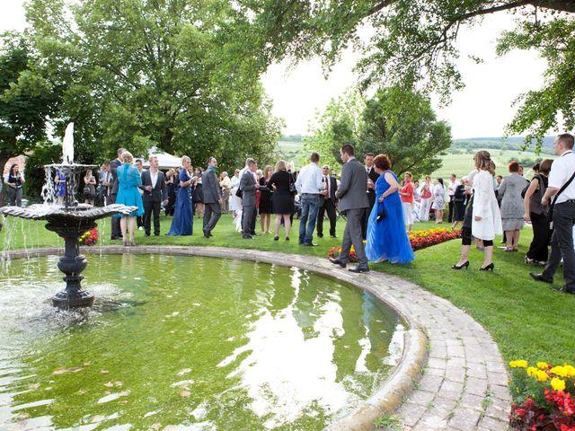 Le mariage de Vincent et Amélie à Wettolsheim, Haut Rhin 15
