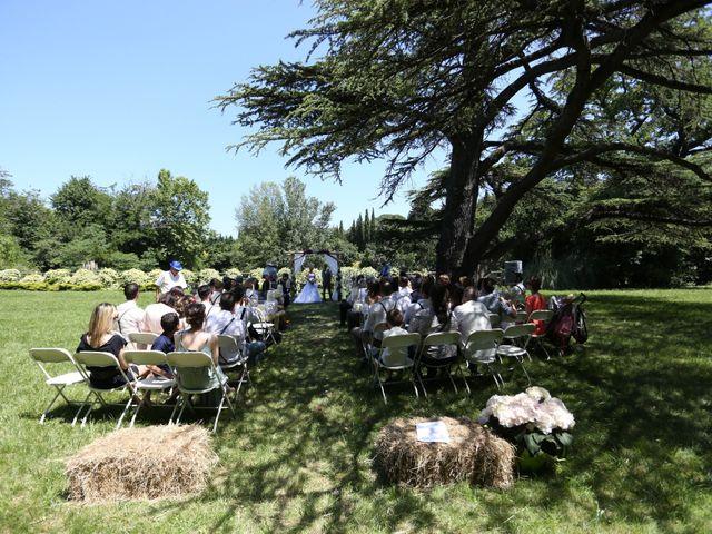 Le mariage de Bastien et Ambre à Caissargues, Gard 4