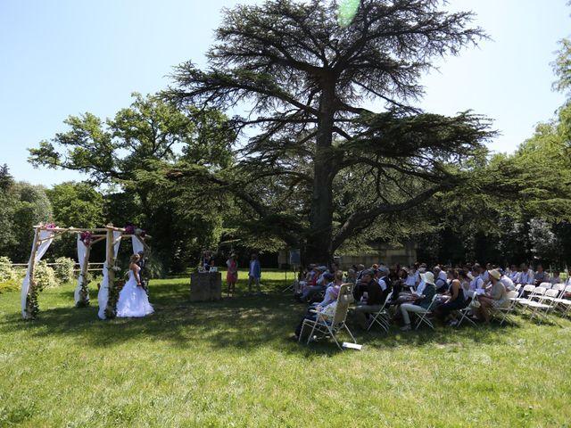 Le mariage de Bastien et Ambre à Caissargues, Gard 5