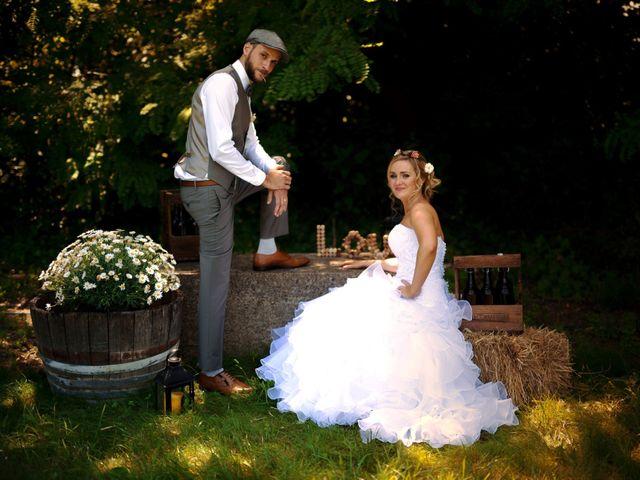 Le mariage de Bastien et Ambre à Caissargues, Gard 13
