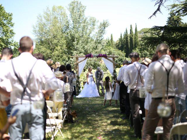 Le mariage de Bastien et Ambre à Caissargues, Gard 1