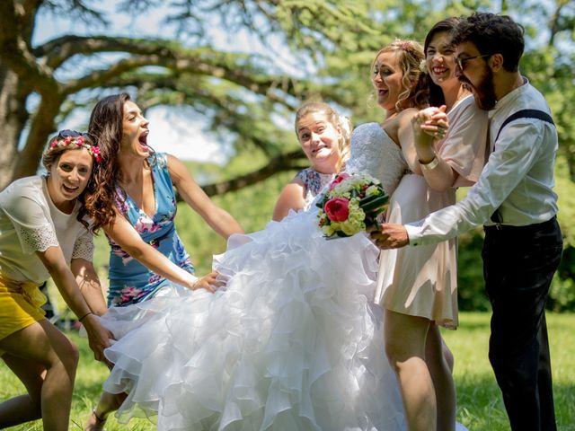Le mariage de Bastien et Ambre à Caissargues, Gard 2