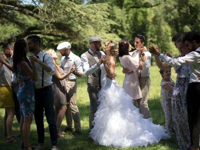 Le mariage de Bastien et Ambre à Caissargues, Gard 17