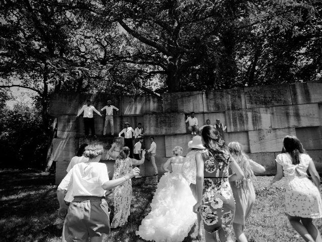 Le mariage de Bastien et Ambre à Caissargues, Gard 20