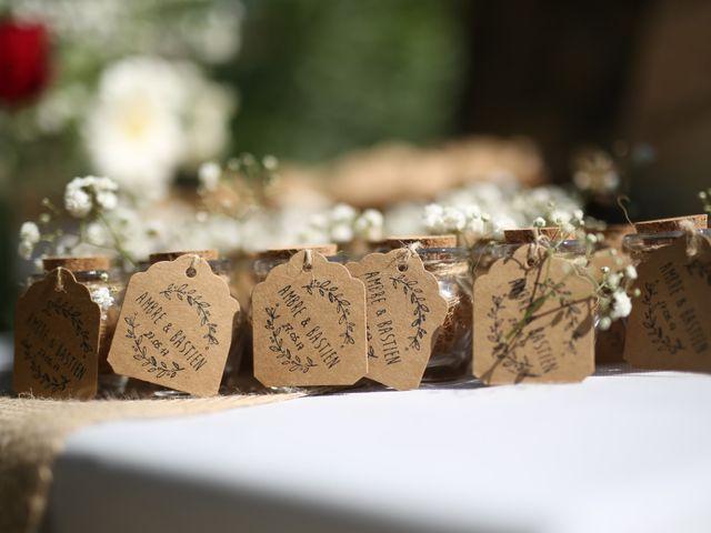 Le mariage de Bastien et Ambre à Caissargues, Gard 29