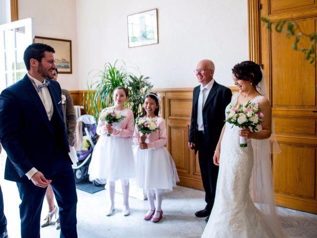 Le mariage de Aymeric et Marine à Crépy-en-Valois, Oise 40