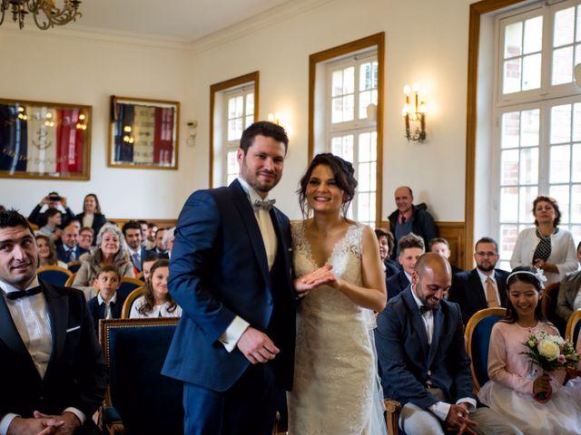 Le mariage de Aymeric et Marine à Crépy-en-Valois, Oise 51