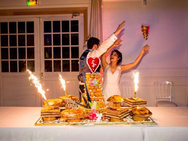 Le mariage de Aymeric et Marine à Crépy-en-Valois, Oise 92