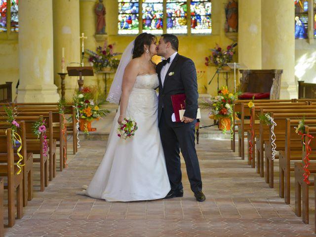 Le mariage de Laëtitia et David à Chantilly, Oise 34