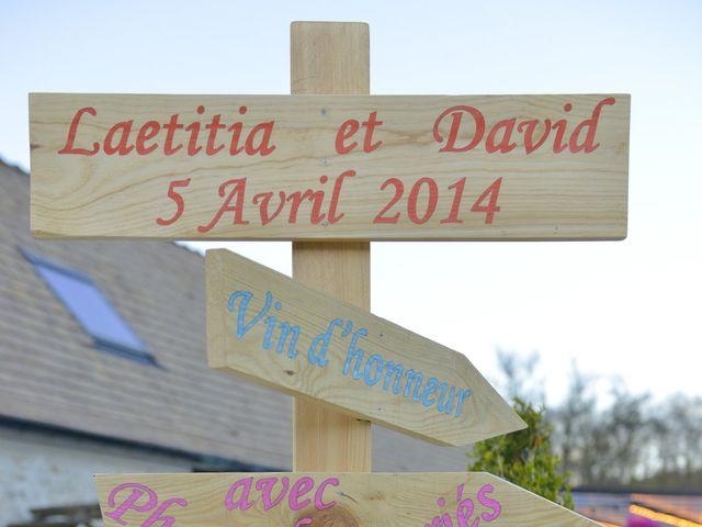 Le mariage de Laëtitia et David à Chantilly, Oise 36