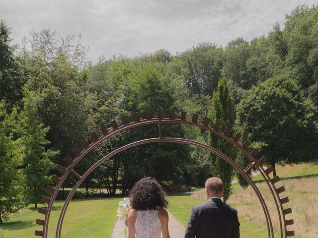 Le mariage de Vincent et Eva à Limoges, Haute-Vienne 11