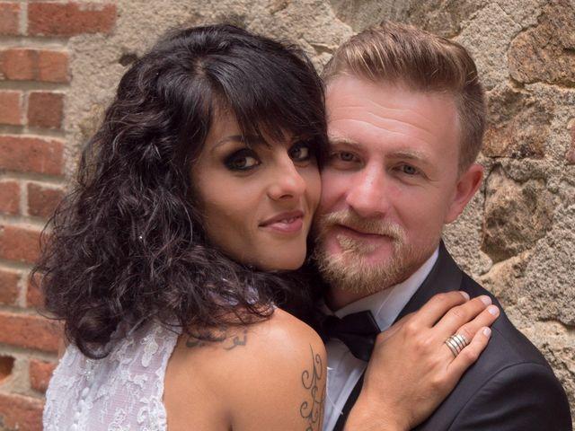 Le mariage de Eva et Vincent