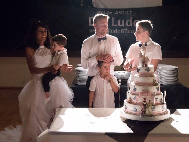 Le mariage de Vincent et Eva à Limoges, Haute-Vienne 35