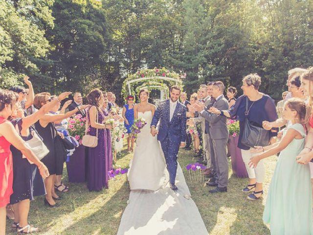Le mariage de Mélissa et Baptiste et Melissa à Beaumont-en-Véron, Indre-et-Loire 11